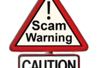 Scam Warning... One-click fix scam