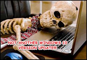 Windows 10 Version Updates