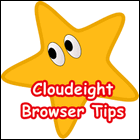 Cloudeight Browser Tips